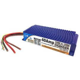 DC to DC 12V To 12V 40A Boost Charger NGBC1240
