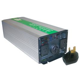 6000 Watt Pure Sine Wave Inverter 12V